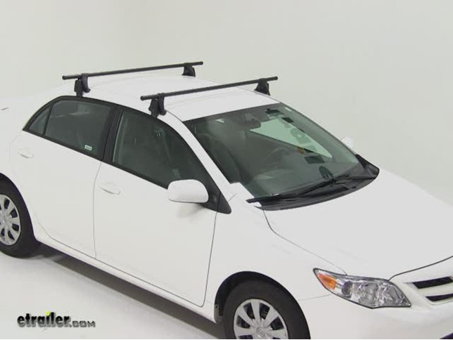 yakima roof rack fit guide