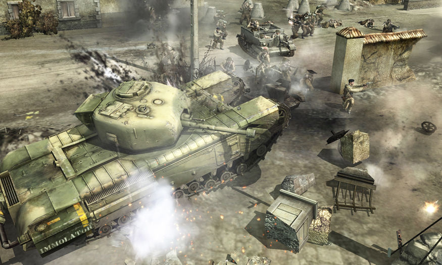 company of heroes opposing fronts guide