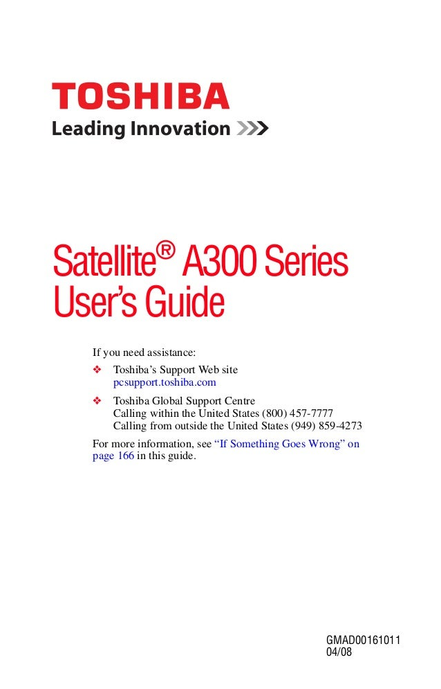 support toshiba com users guide