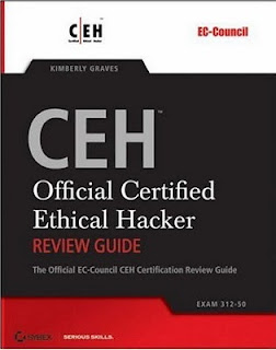ceh official certified ethical hacker review guide exam 312 50