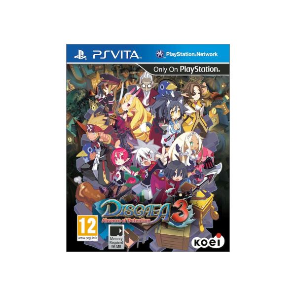 disgaea 3 absence of detention guide
