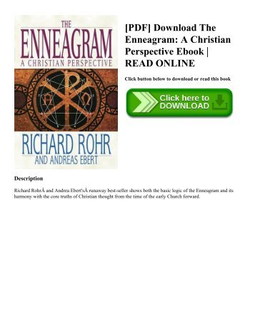 essential enneagram the definitive personality test and self discovery guide