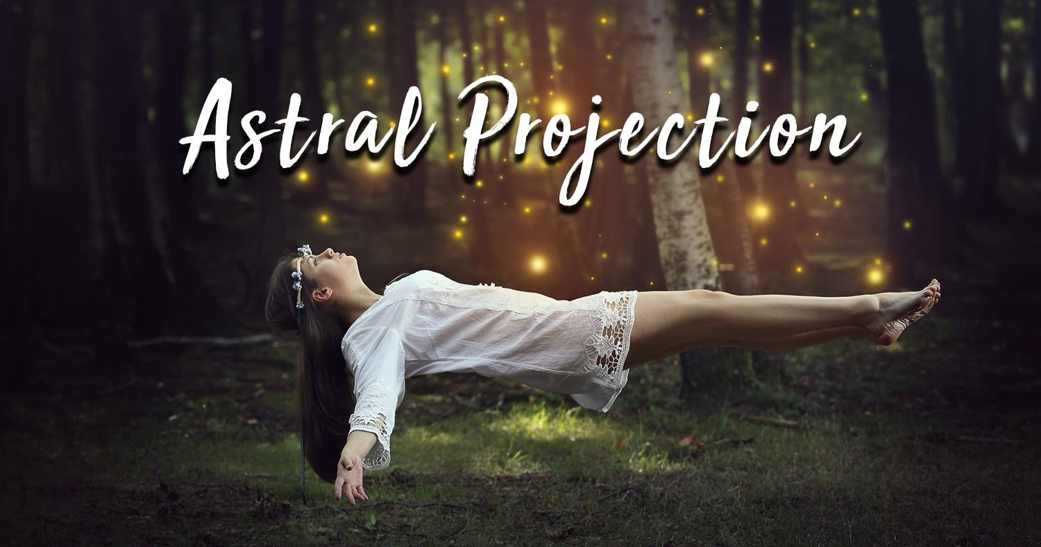 guided hypnosis for astral projection