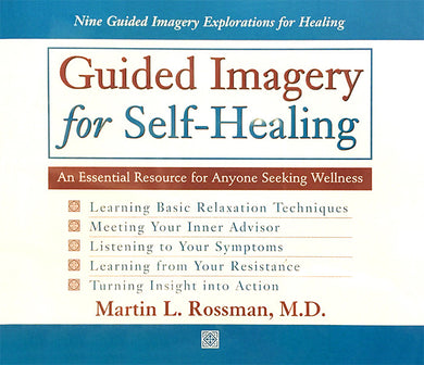 guided imagery audio for anxiety