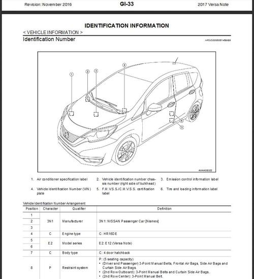nissan service and maintenance guide 2017