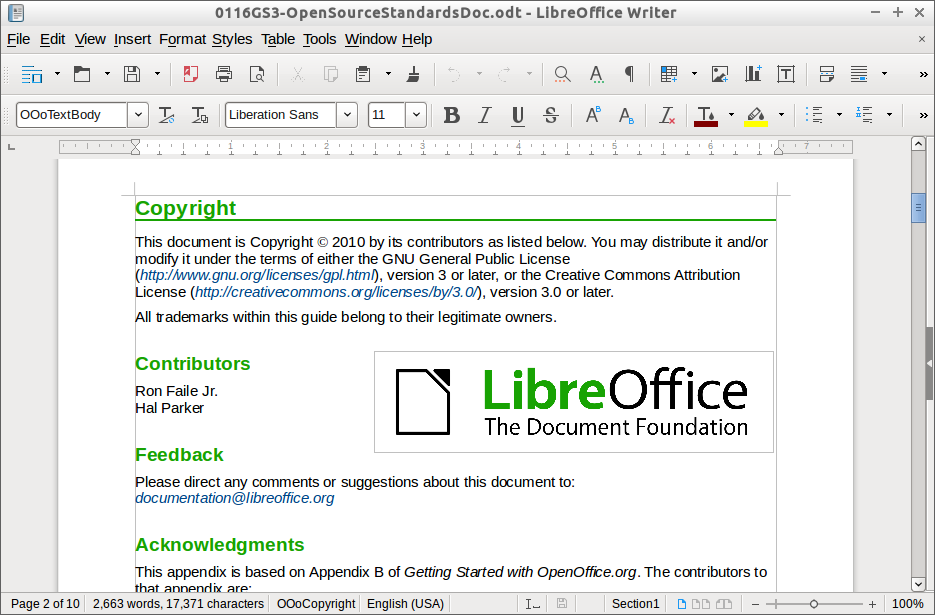 openoffice 4.1 1 user guide